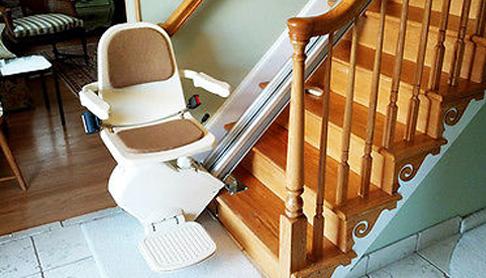 Egyenes széklift