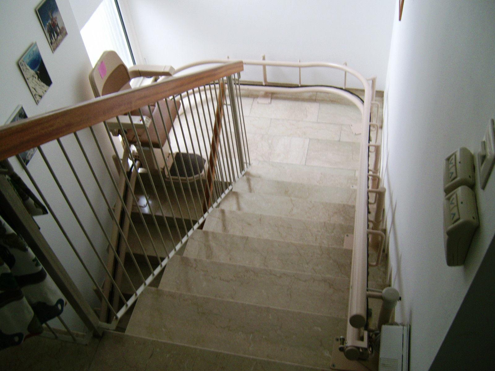 Használt lépcsőlift